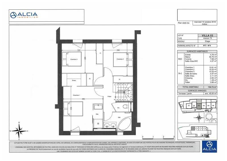 Vente maison / villa Merignac 530000€ - Photo 1