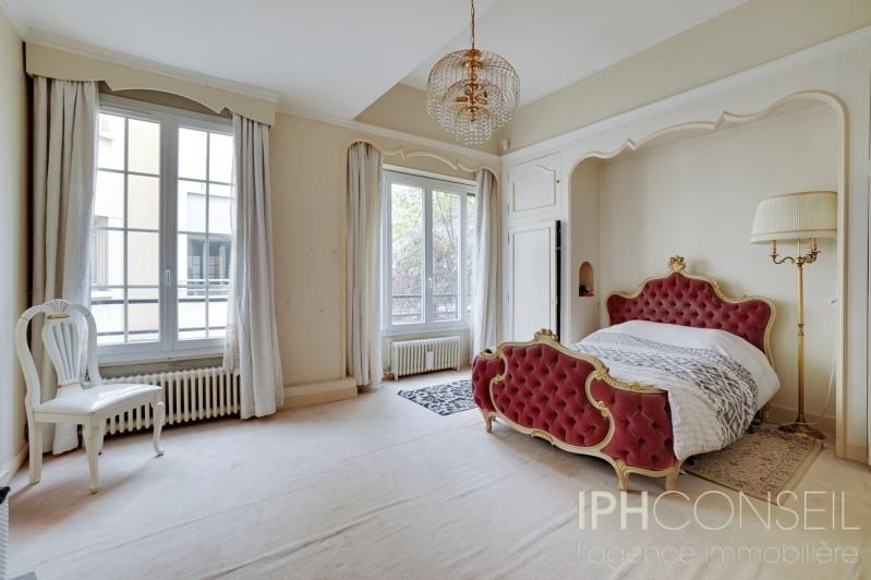 Deluxe sale private mansion Neuilly sur seine 3 600 000€ - Picture 5