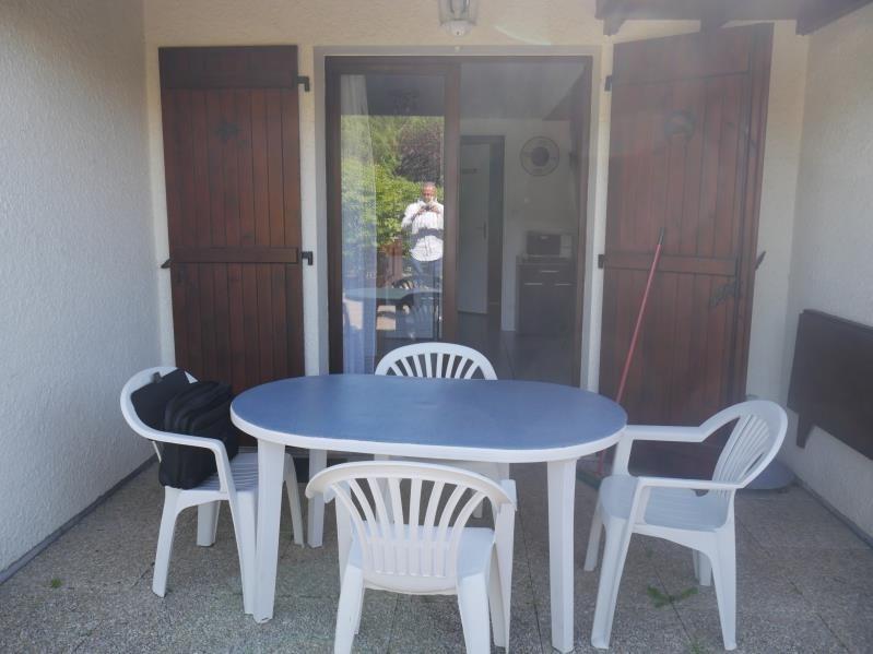 Sale house / villa St vincent sur jard 98000€ - Picture 7