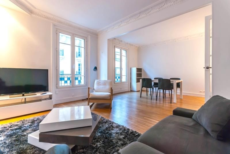 Location appartement Levallois 1 500€ CC - Photo 1