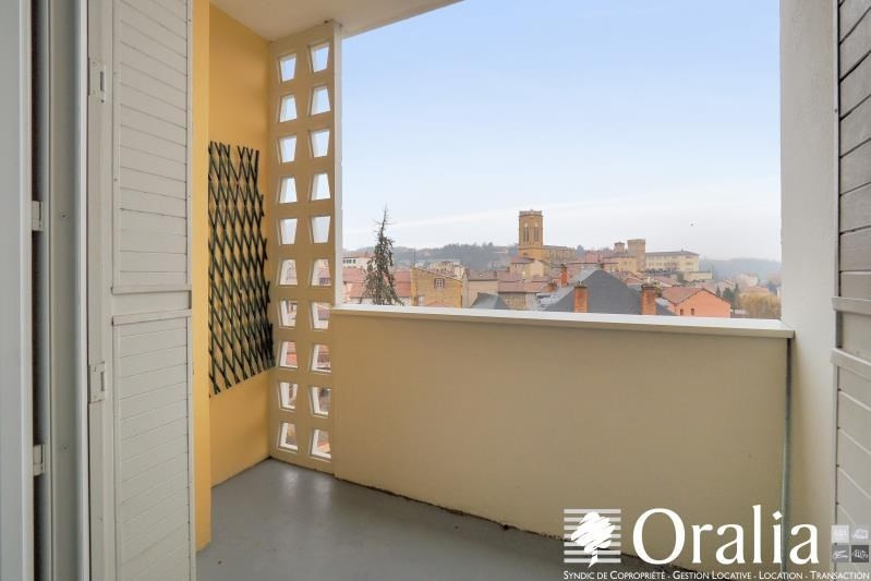 Vente appartement L arbresle 220 000€ - Photo 10