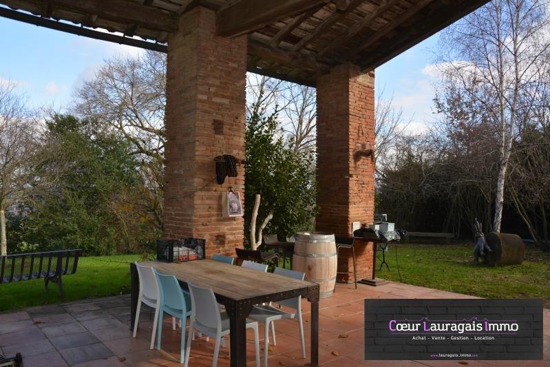 Rental house / villa Dremil lafage 1200€ CC - Picture 2