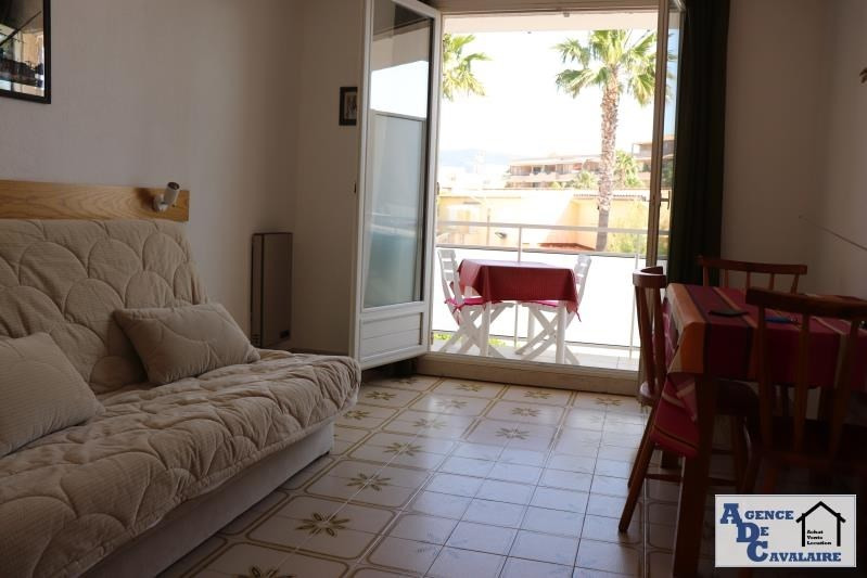Sale apartment Cavalaire sur mer 89500€ - Picture 4