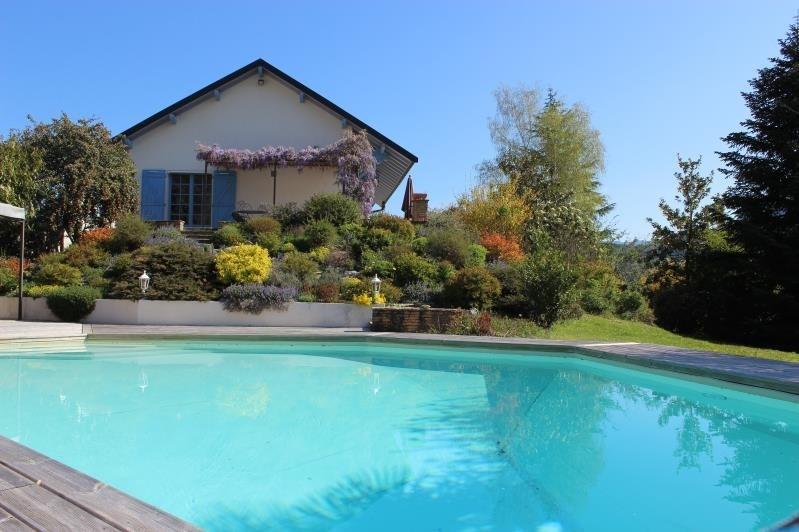 Sale house / villa Belley 550000€ - Picture 1