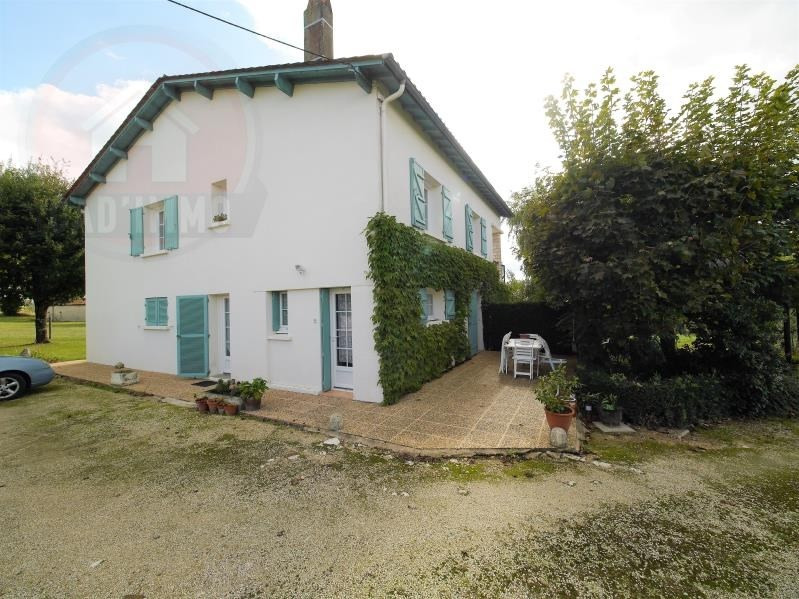 Vente maison / villa Rouffignac de sigoules 196000€ - Photo 1