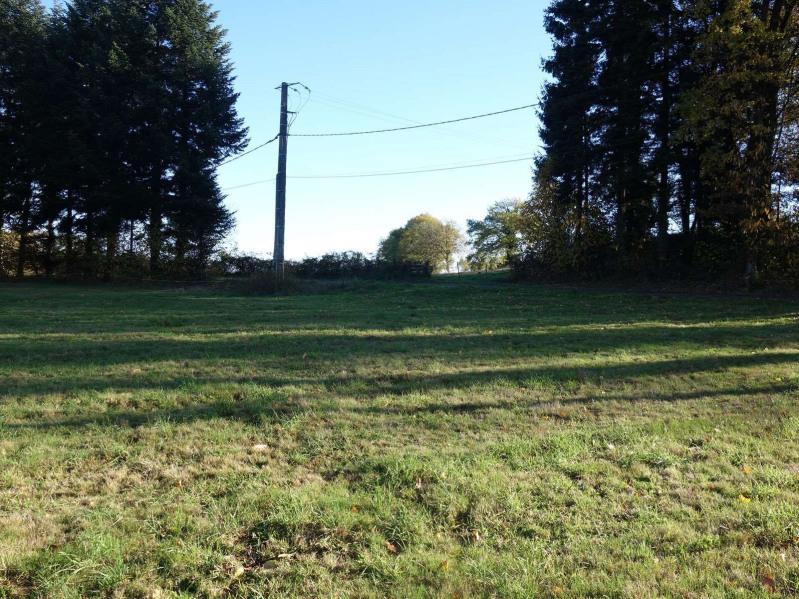 Vente terrain Saint-clément 23000€ - Photo 3