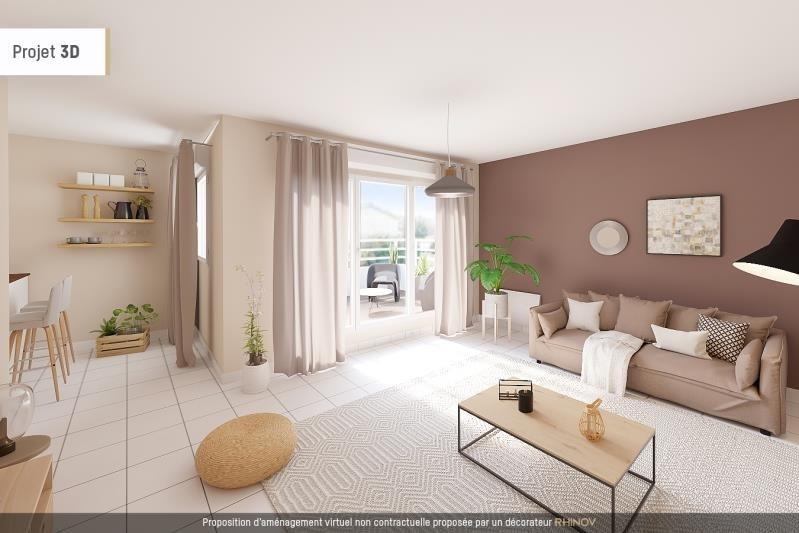 Vente appartement Cadillac 123400€ - Photo 2