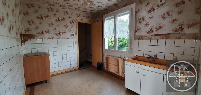 Sale house / villa Longueil annel 132000€ - Picture 2