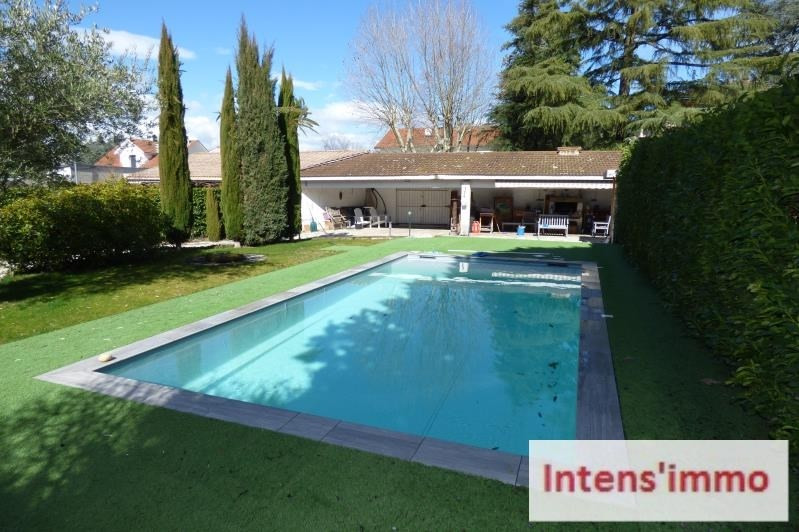 Vente maison / villa Romans sur isere 395 000€ - Photo 3