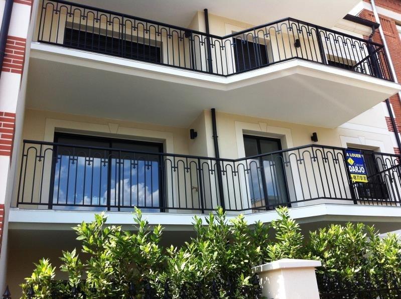 Rental apartment Creteil 1030€ CC - Picture 1
