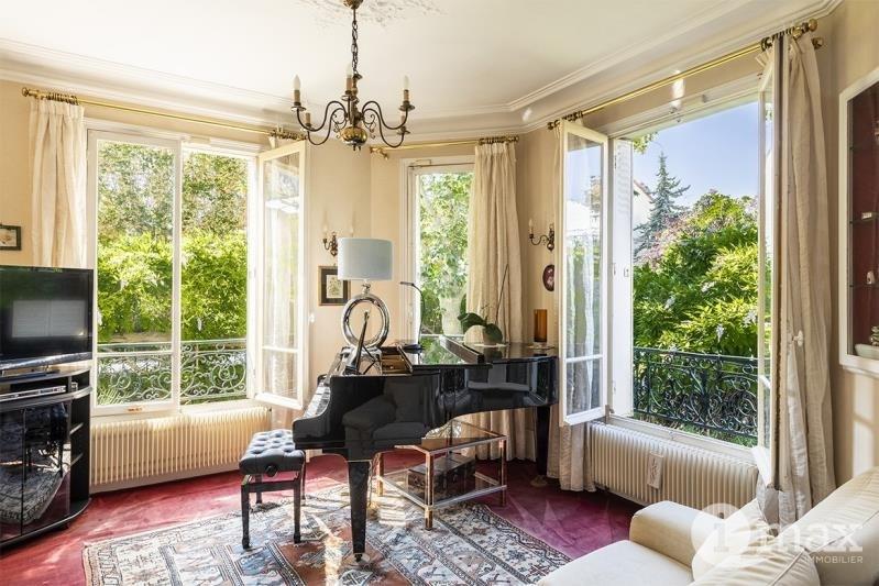 Vente de prestige maison / villa Asnieres sur seine 1495000€ - Photo 4