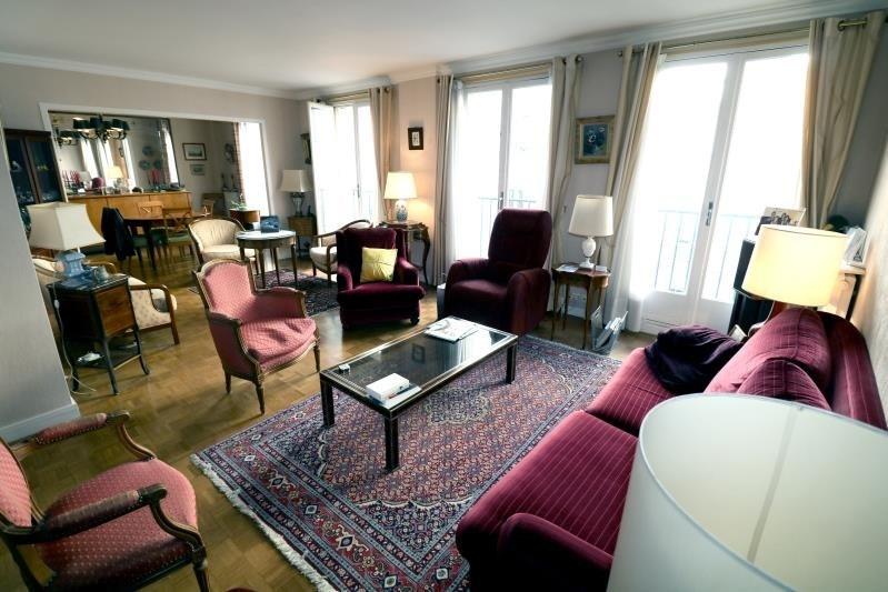 Vente de prestige appartement Versailles 1080000€ - Photo 2