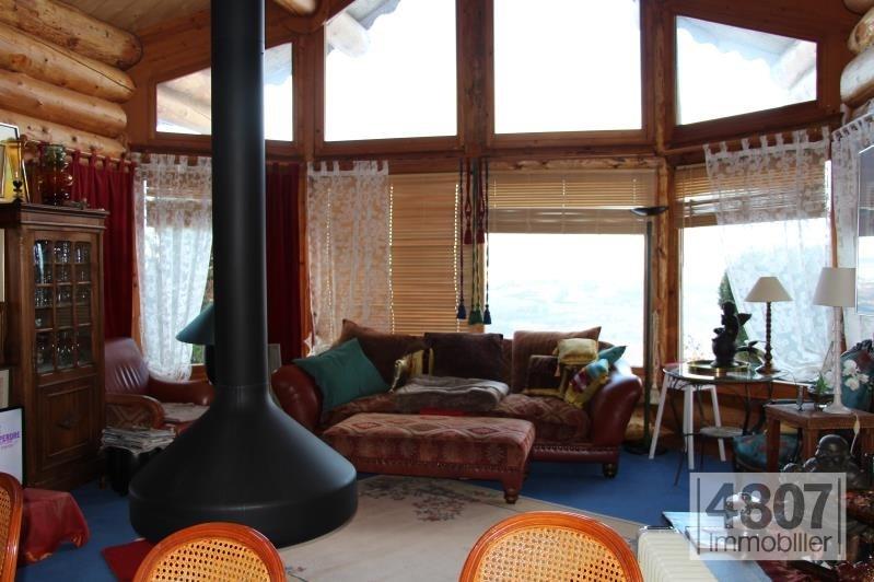 Vente de prestige maison / villa Saint sixt 750000€ - Photo 1