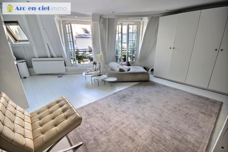Verkoop  appartement Paris 2ème 485000€ - Foto 2