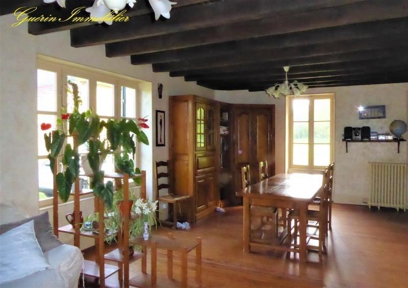 Sale house / villa Parigny les vaux 205500€ - Picture 2
