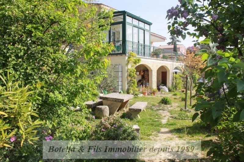 Vente de prestige maison / villa St paulet de caisson 425000€ - Photo 1