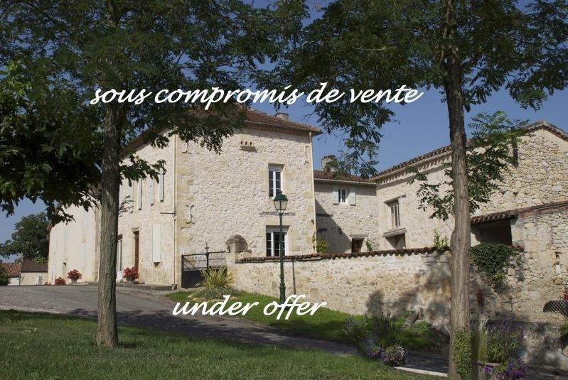 Verkoop  huis Secteur lectoure 270000€ - Foto 1