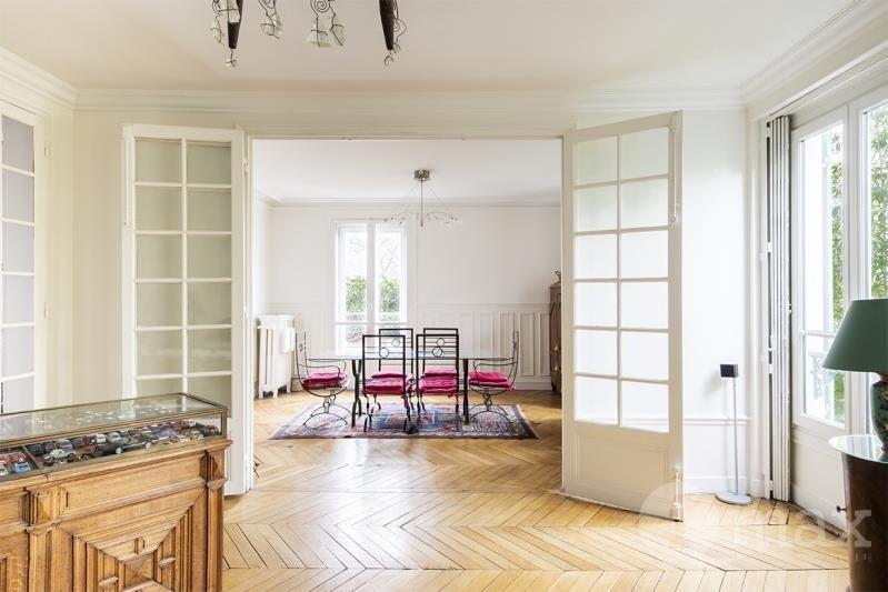 Deluxe sale house / villa Asnieres sur seine 1749000€ - Picture 2