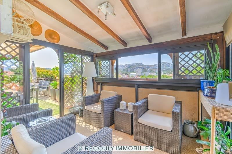 Vente de prestige appartement Marseille 8ème 850000€ - Photo 11