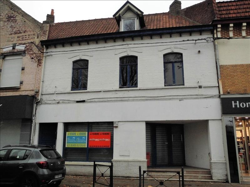 Sale building Bully les mines 139000€ - Picture 1