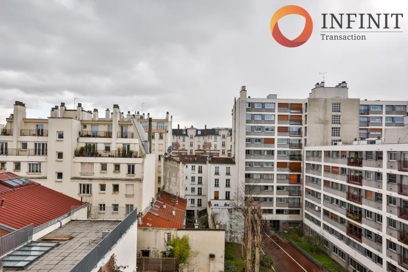 Vente appartement Paris 20ème 579000€ - Photo 9