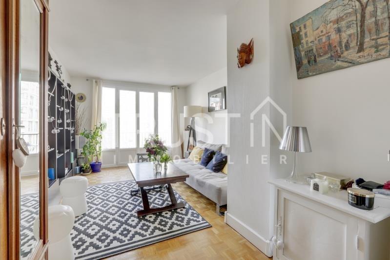 Vente appartement Paris 15ème 633000€ - Photo 4