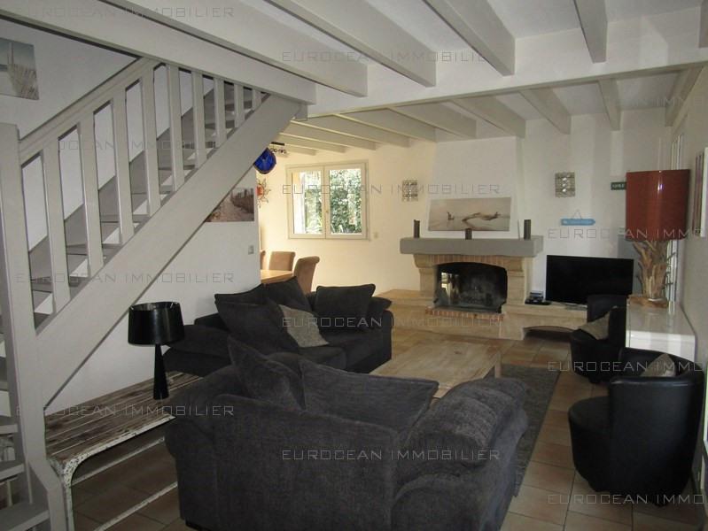 Location vacances maison / villa Lacanau ocean 565€ - Photo 2