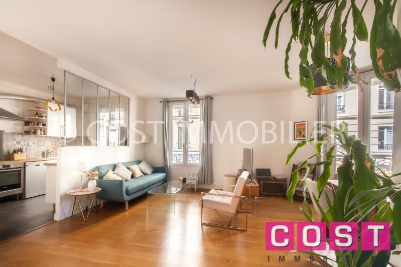 Venta  apartamento Asnieres sur seine 470000€ - Fotografía 2