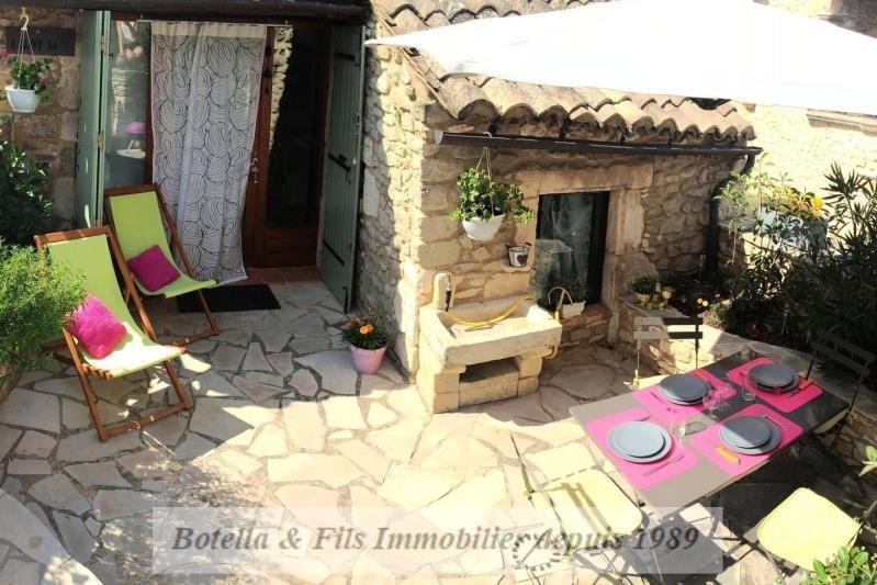 Vente maison / villa Goudargues 138400€ - Photo 3