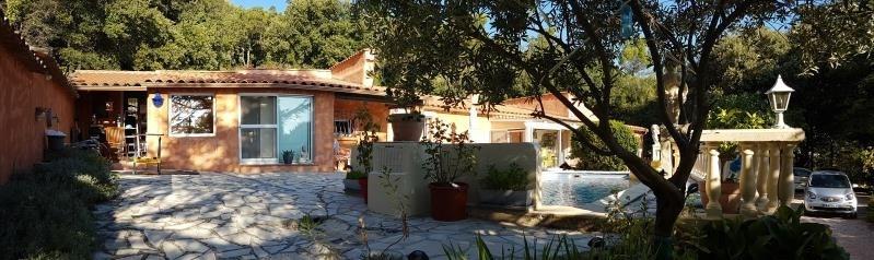 Vente maison / villa La roquebrussanne 391000€ - Photo 1