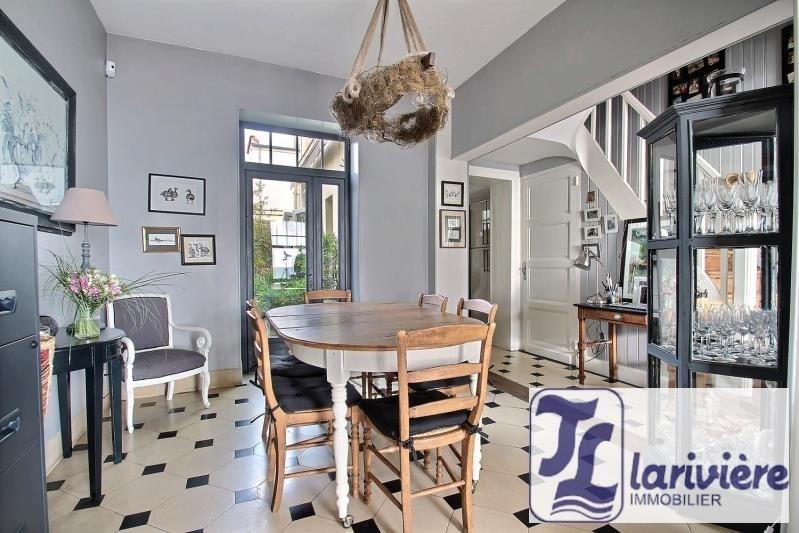 Deluxe sale house / villa Ambleteuse 698250€ - Picture 1