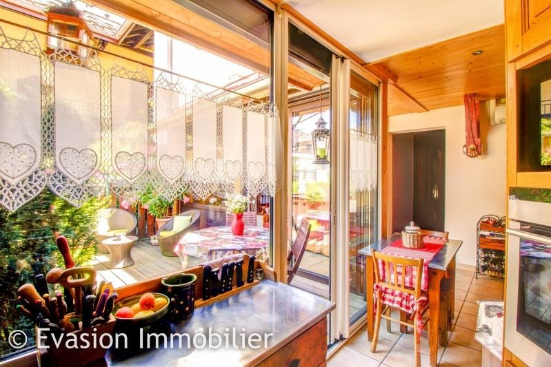 Deluxe sale house / villa Sallanches 565500€ - Picture 3