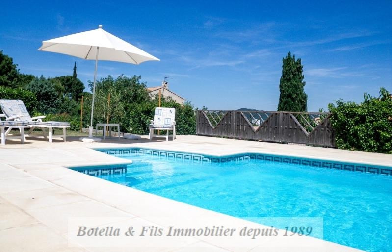 Verkoop van prestige  huis Bagnols sur ceze 600000€ - Foto 1