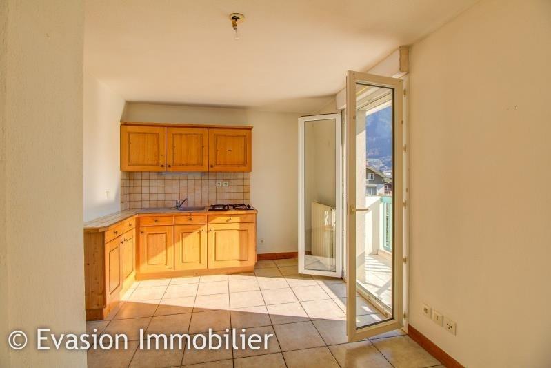 Sale apartment Sallanches 95000€ - Picture 1
