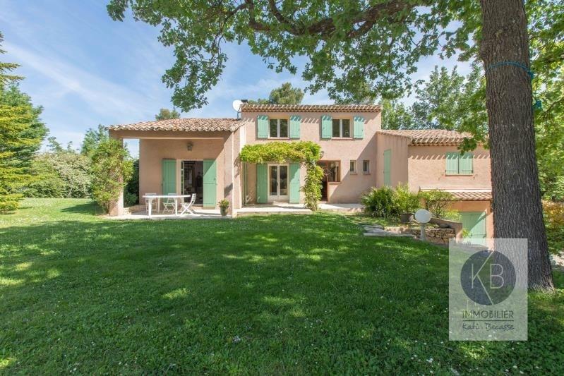 Vente de prestige maison / villa Peynier 735000€ - Photo 3