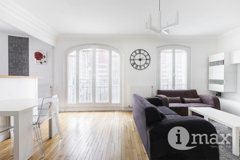 Deluxe sale apartment Levallois perret 1190000€ - Picture 2