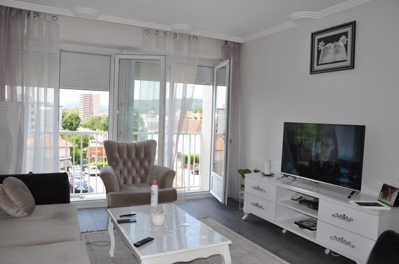 Vente appartement Oyonnax 109000€ - Photo 1