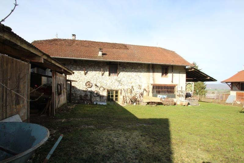 Sale house / villa Meyrieux trouet 124000€ - Picture 2