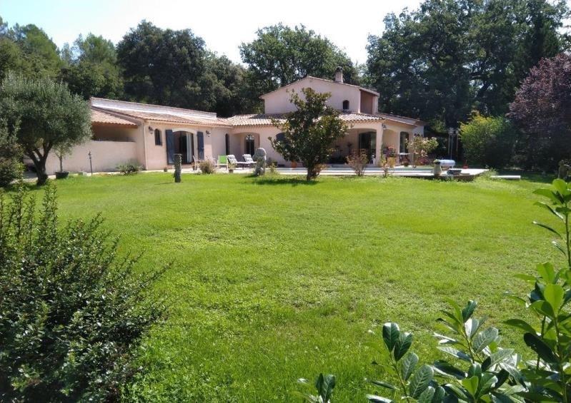 Vente de prestige maison / villa Tourves 598500€ - Photo 1