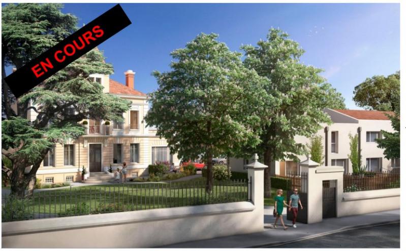 Vente maison / villa Bron 306000€ - Photo 2
