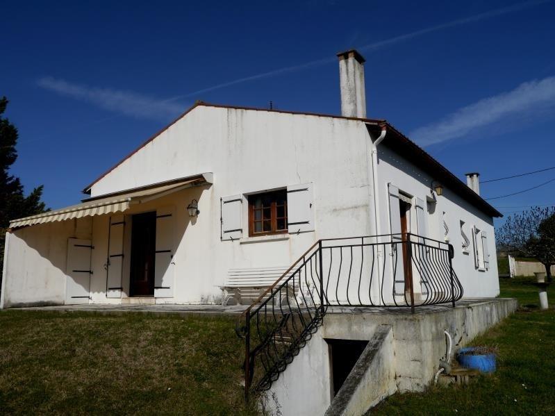 Sale house / villa Mortagne sur gironde 117700€ - Picture 10