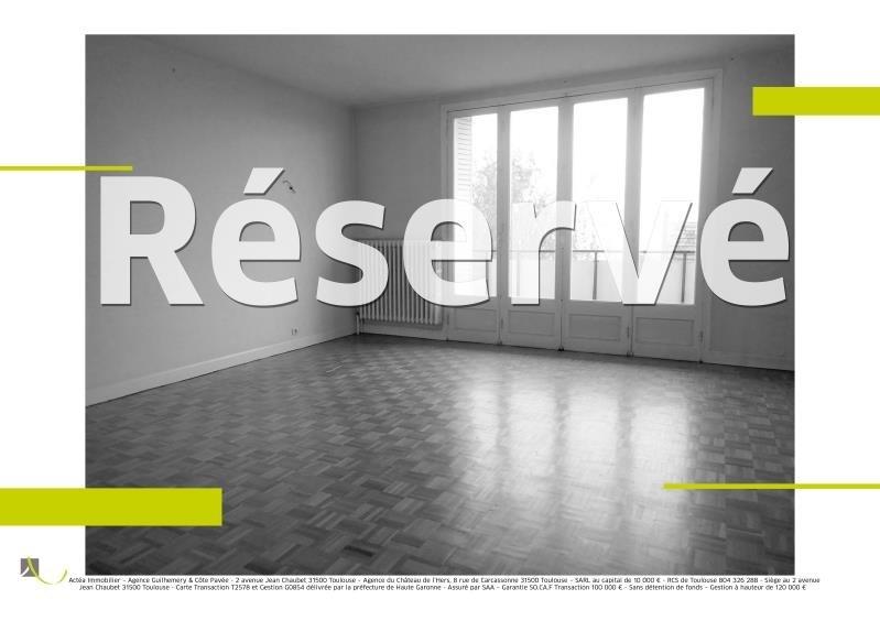 Vente appartement Toulouse 210000€ - Photo 1