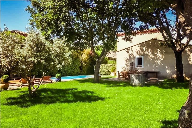 Sale house / villa Pourrieres 520000€ - Picture 2