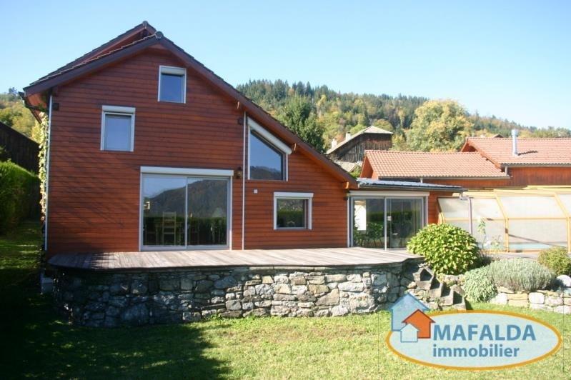 Deluxe sale house / villa Viuz en sallaz 580000€ - Picture 1
