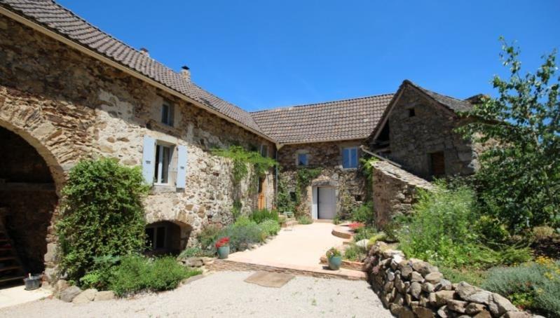Deluxe sale house / villa Saint andré de najac 285000€ - Picture 1