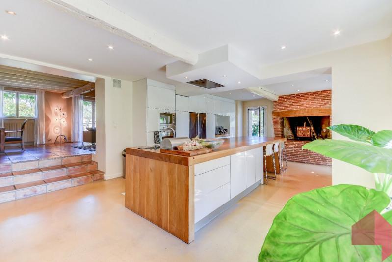 Venta de prestigio  casa Montrabe 966000€ - Fotografía 7
