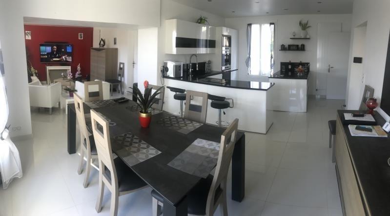 Sale house / villa Pontoise 334500€ - Picture 2
