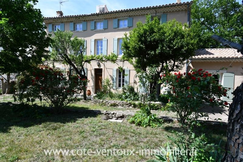 Sale house / villa Carpentras 470000€ - Picture 4