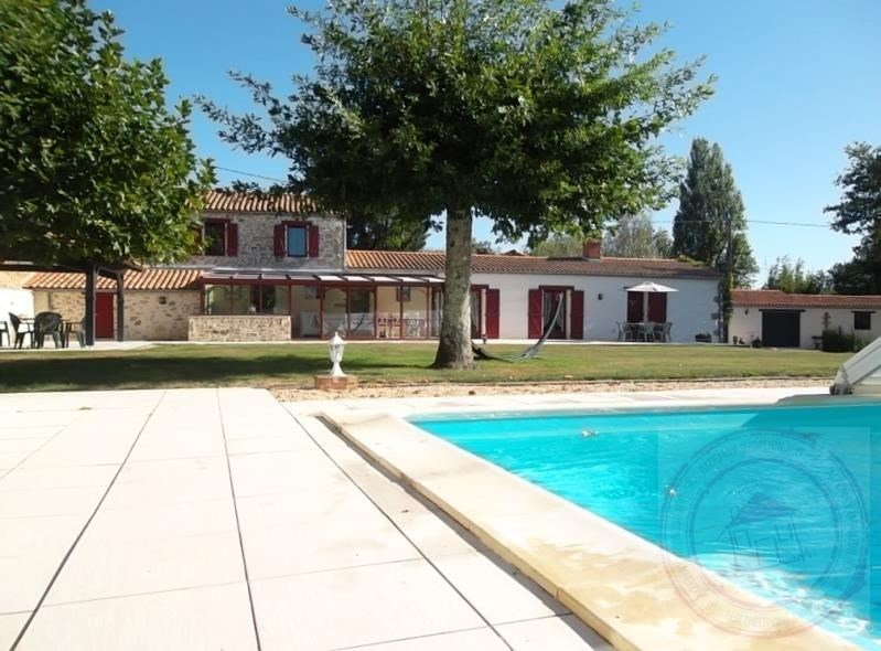 Sale house / villa Aizenay 438 900€ - Picture 1