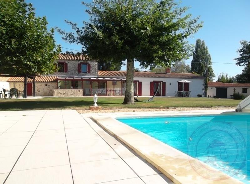 Vente maison / villa Aizenay 438900€ - Photo 1